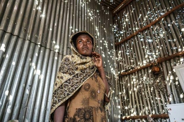 Dentro de uma cidade Tigray marcada pelo conflito etíope