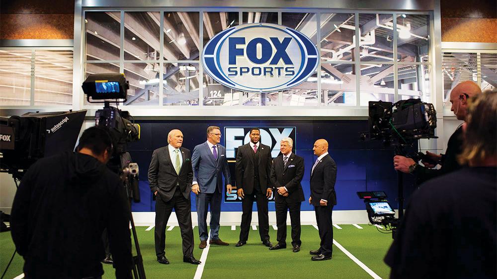 Casts de 'Fox NFL Sunday' e 'Fox NFL Kickoff' removidos do Studio Over COVID-19 Concerns