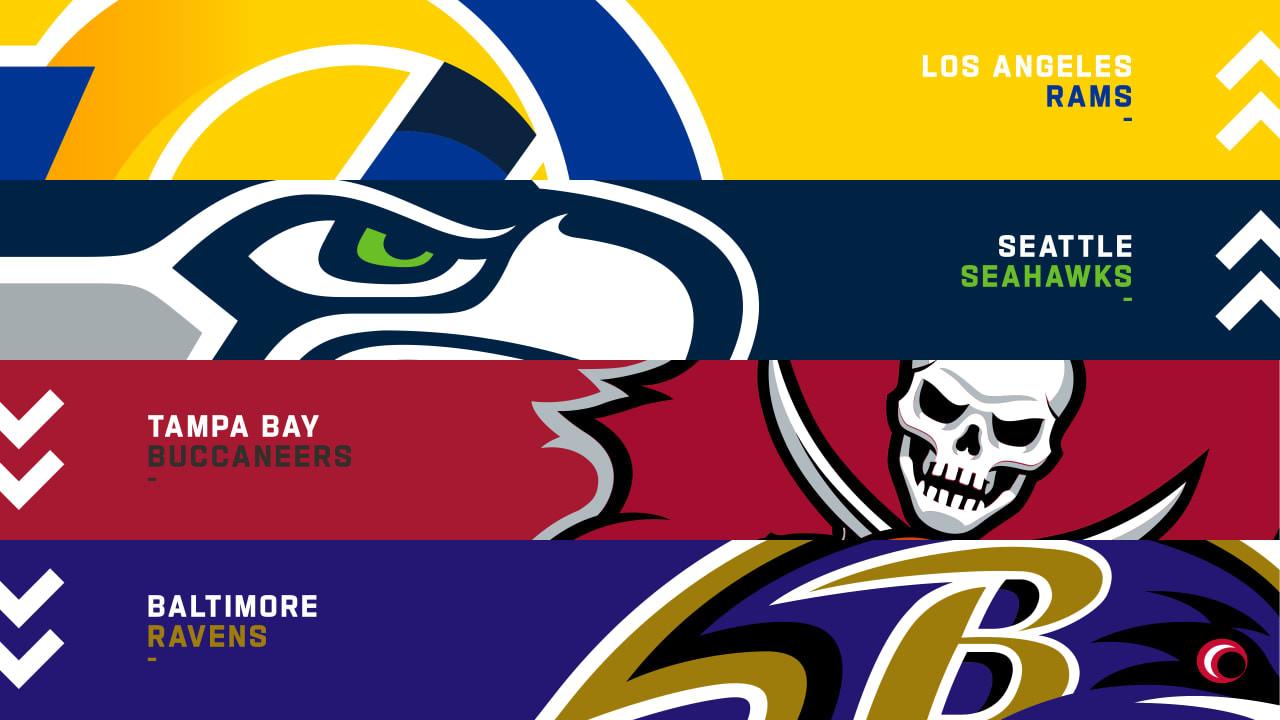 NFL Power Rankings, Week 12: Rams entram nos cinco primeiros, Ravens saem dos 10 primeiros – NFL.com