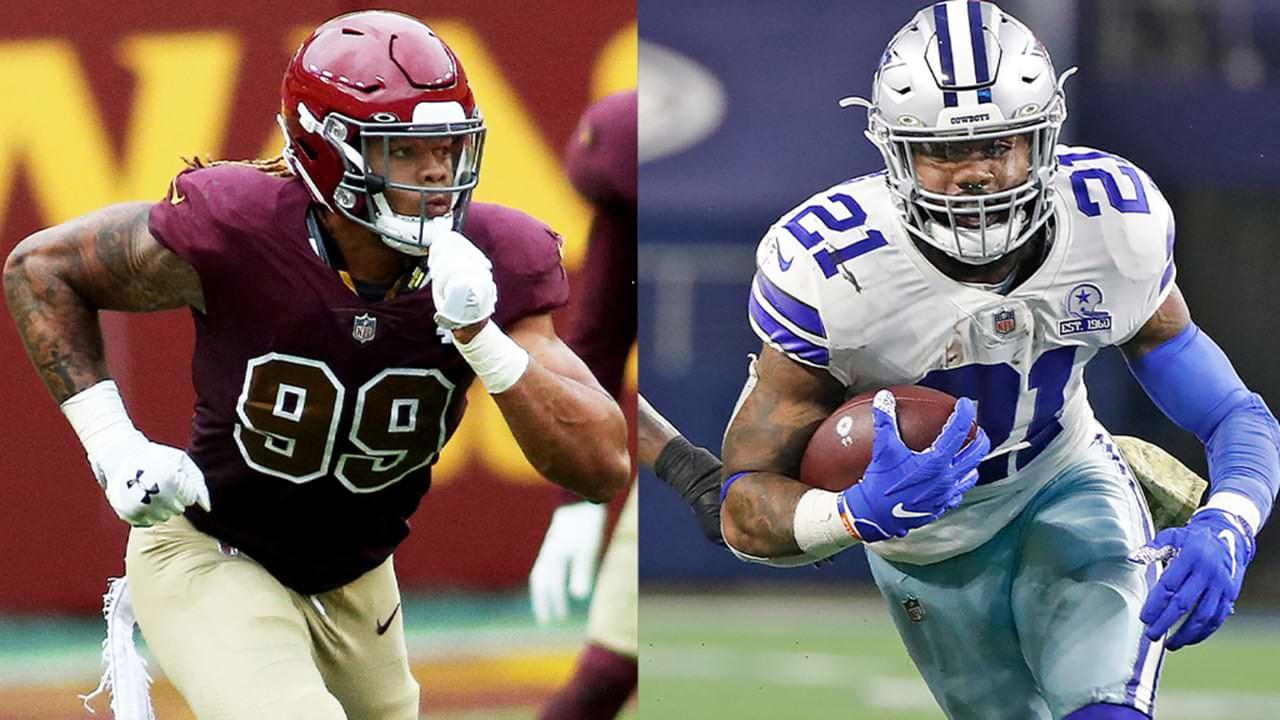 Escolhas do jogo da 12ª semana da NFL: Washington vence o Cowboys;  Steelers varre Ravens – NFL.com