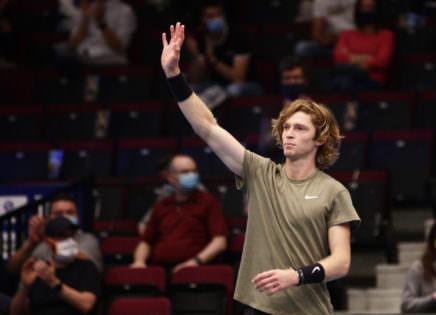 Andrey Rublev expressa desejo de representar a Rússia nas Olimpíadas de Tóquio