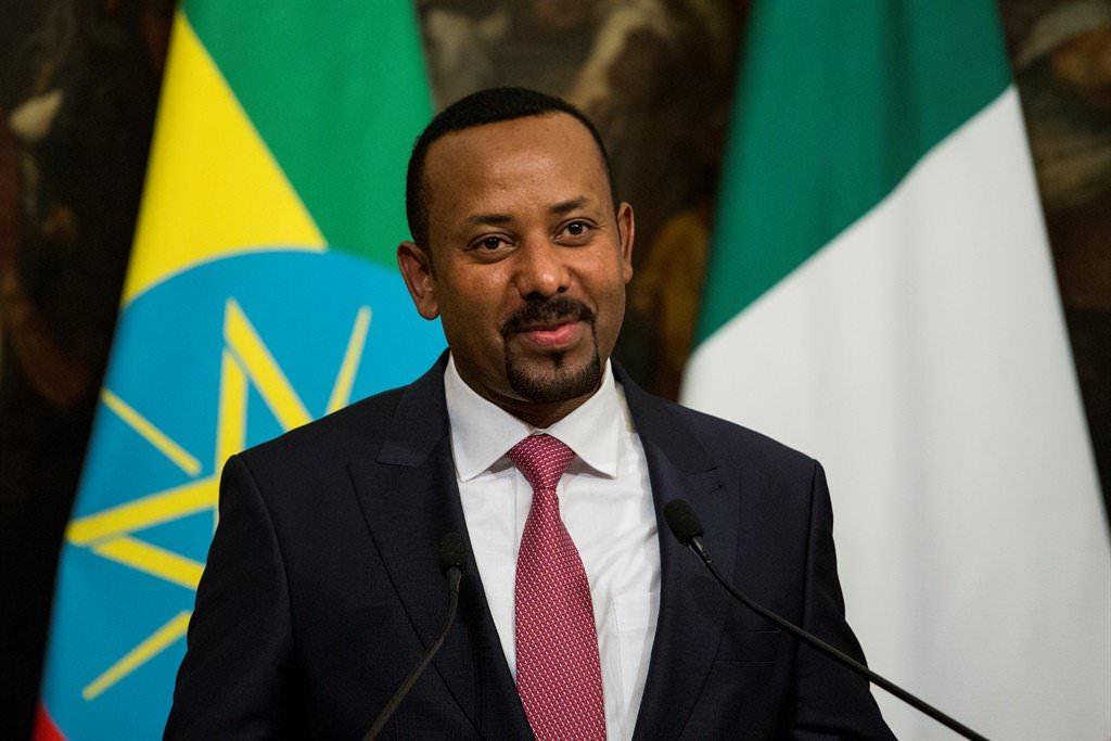 PM Abiy encontra enviados da UA para conversações sobre o conflito da Etiópia