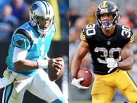 O que assistir em Panthers-Steelers em 'TNF' – NFL.com