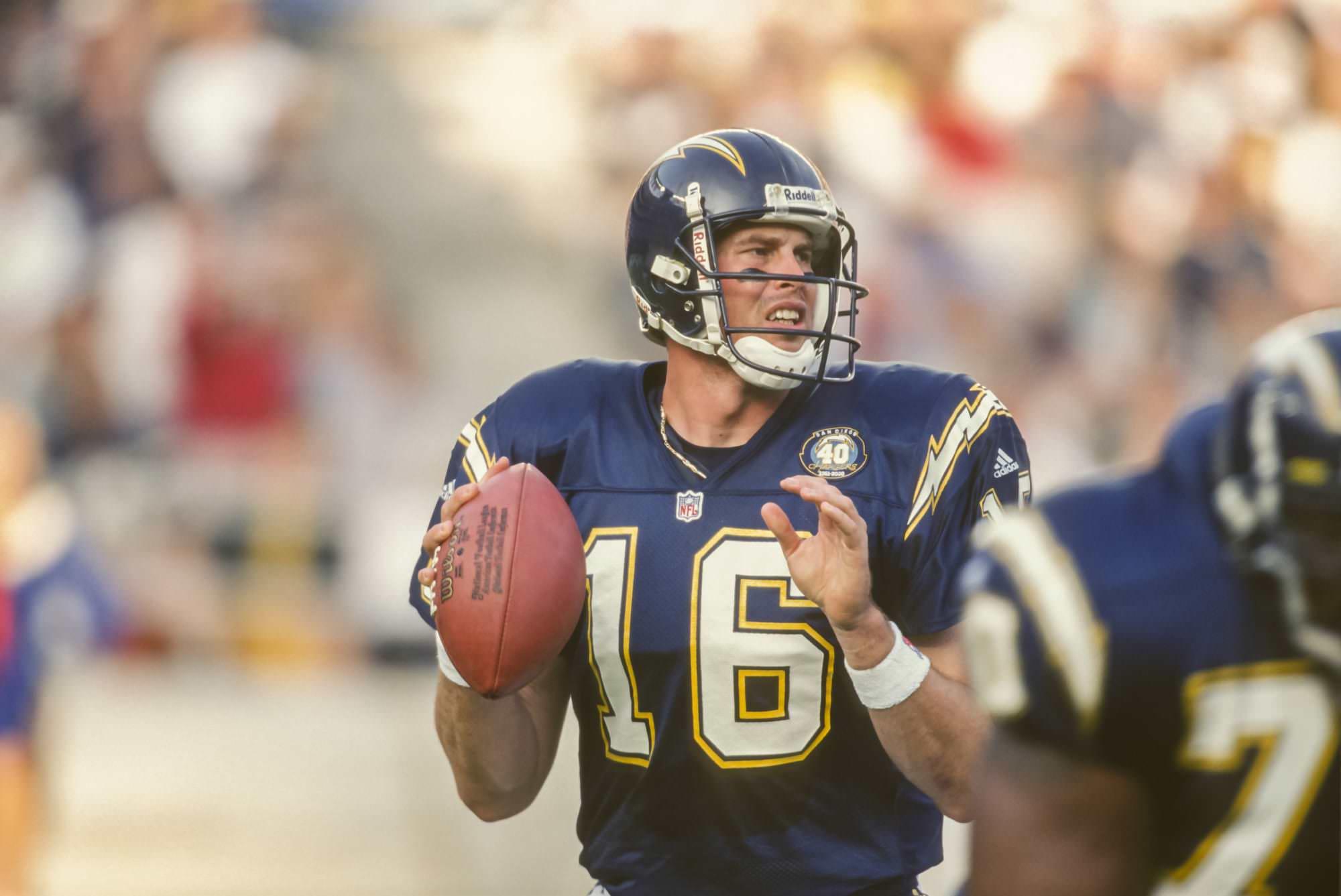Ryan Leaf lembra aos fãs da NFL seu péssimo desempenho em 1998