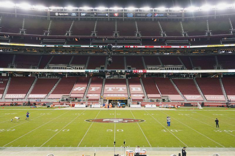 Os jogadores do NFL-49 podem precisar de um novo local para os jogos em casa em dezembro em meio ao COVID-19 – Reuters
