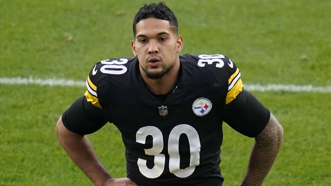 Pittsburgh Steelers RB James Conner teste positivo para COVID-19 – NFL.com