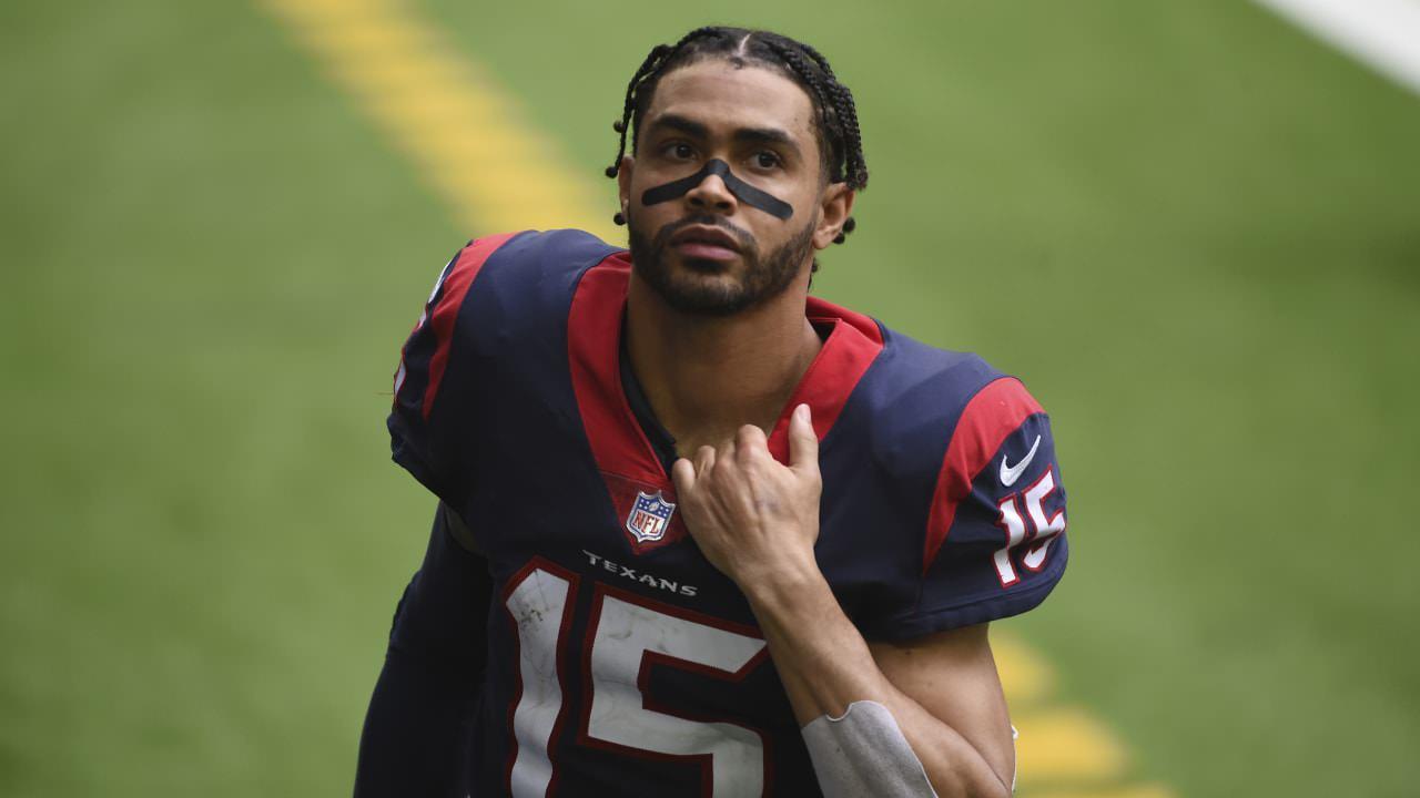 Texans WR Will Fuller anuncia suspensão de seis jogos por violar a política da NFL PED – NFL.com