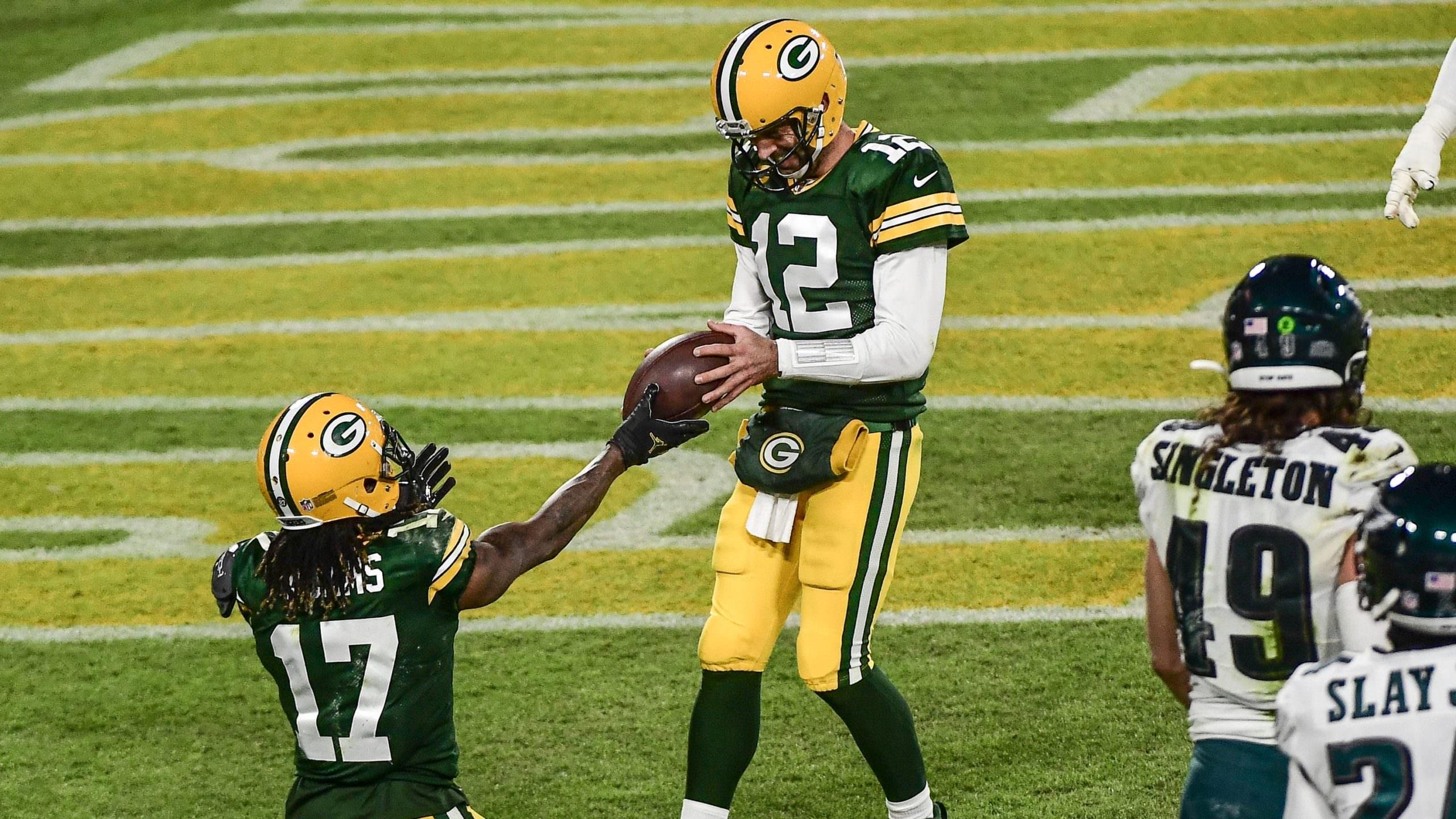 Aaron Rodgers torna-se o mais rápido NFL QB para alcançar 400 passes de TD na carreira