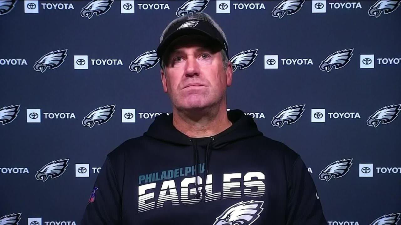Eagles 'Doug Pederson, Chargers' Anthony Lynn entre os treinadores na berlinda – NFL.com