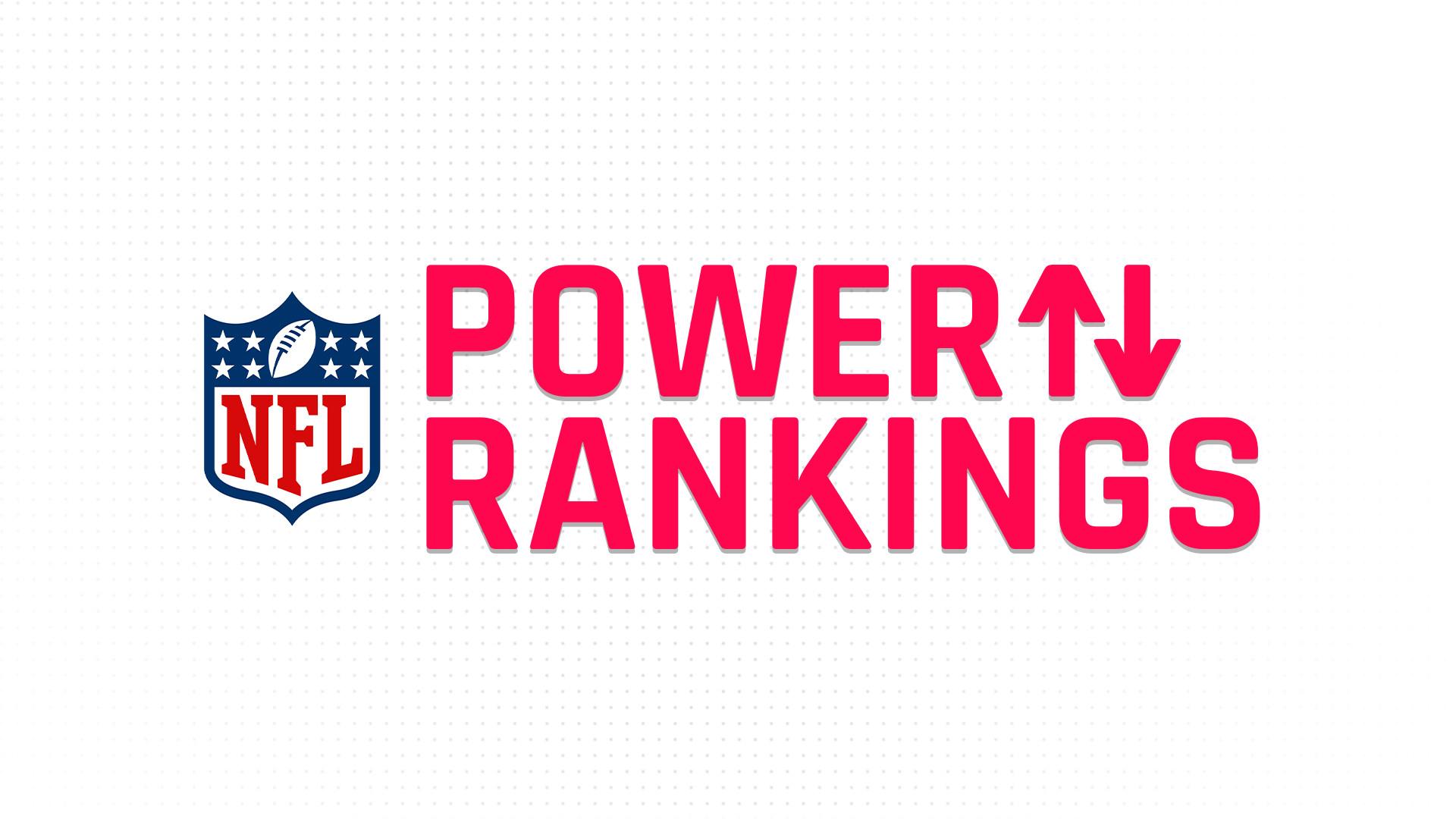 Classificações de poder da NFL: Chiefs ainda à frente de Steelers, Packers;  Patriots e Browns escalam para a Semana 14