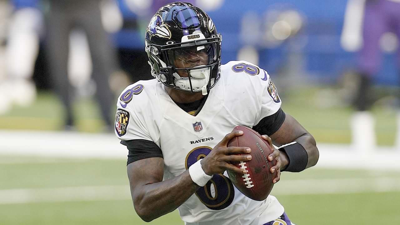 John Harbaugh pergunta se Lamar Jackson vai voltar contra Cowboys – NFL.com