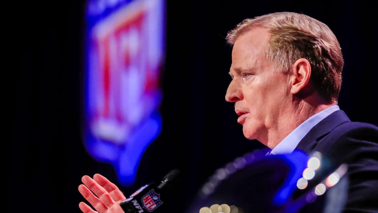 Lapchick: NFL melhora a diversidade racial, mas fica atrás na igualdade racial e de gênero em algumas funções de equipe