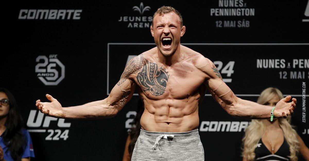 Previsões do UFC Vegas 16