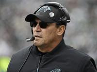 Ron Rivera na grande perda de Panteras: '[Expletive] acontece' – NFL.com