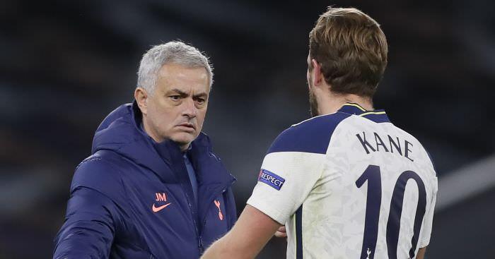 Influência de Mourinho em Kane recebe selo de aprovação de Rodgers em meio a críticas