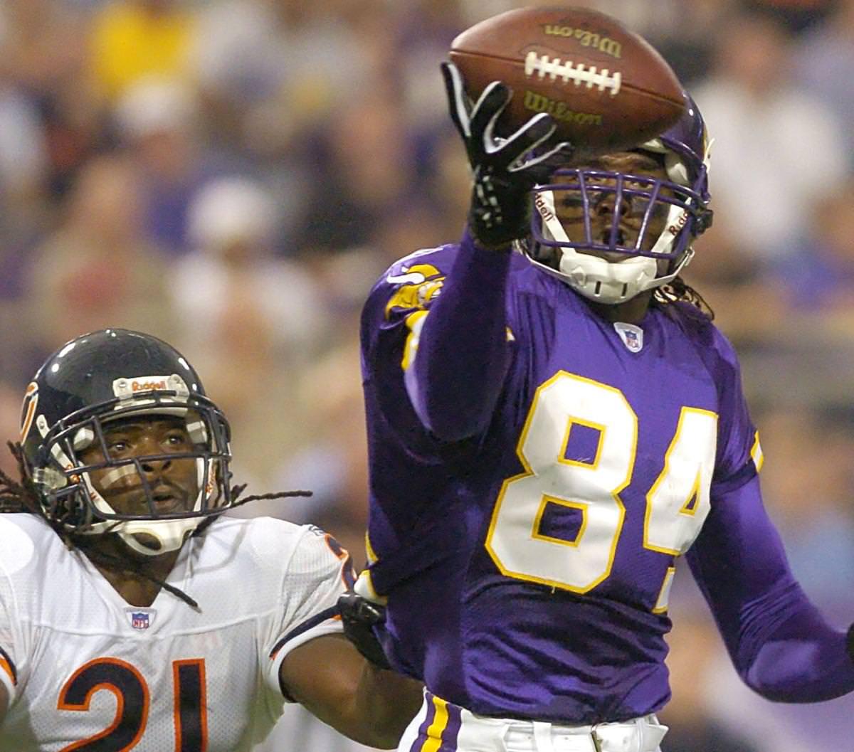 Randy Moss diz que é o melhor NFL WR de todos os tempos;  Coloca Terrell Owens em segundo lugar antes do Jerry Rice