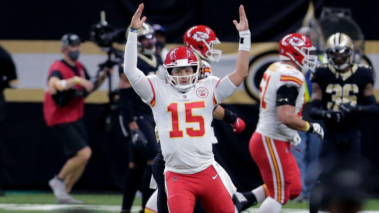 Chiefs QB Patrick Mahomes lidera a votação dos fãs para o Pro Bowl 2021 – NFL.com