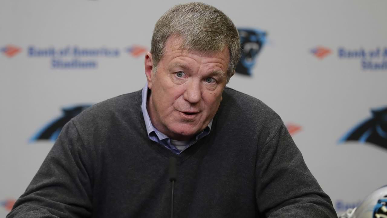 Carolina Panthers despede o gerente geral Marty Hurney – NFL.com