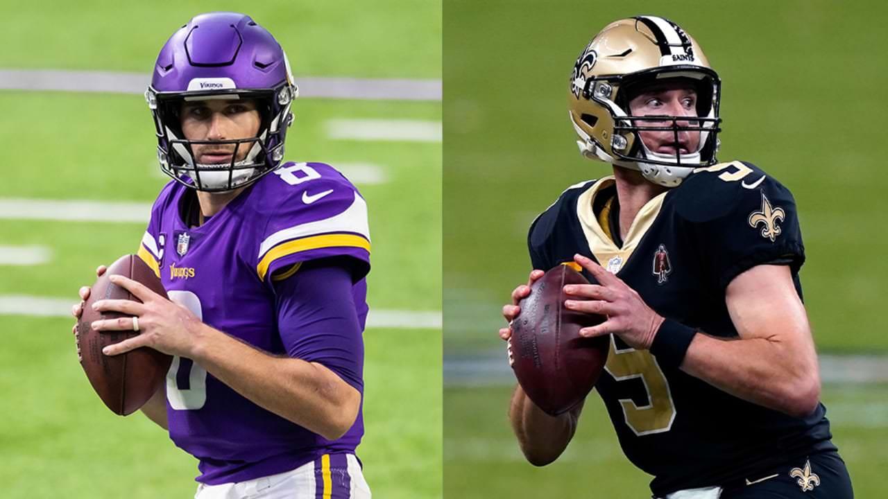 O que observar em Minnesota Vikings-New Orleans Saints no dia de Natal – NFL.com