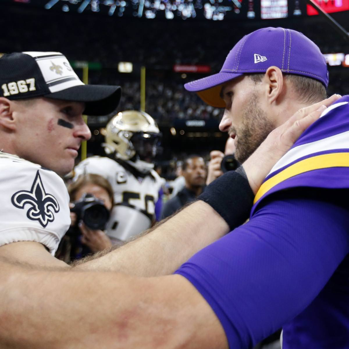 Vikings vs. Saints Picks, dicas de escalação para Daily Fantasy FanDuel, DraftKings