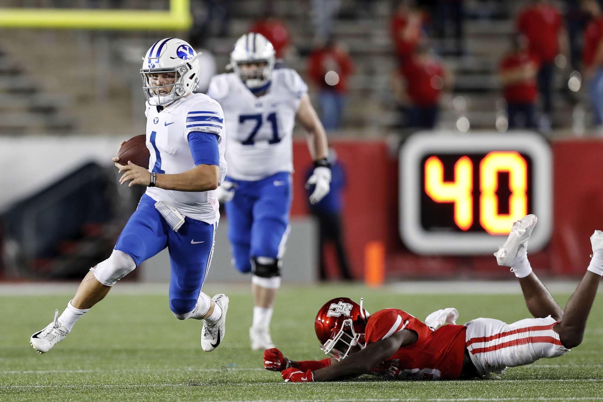 NFL Draft: Zach Wilson entrou na conversa para os Jets?