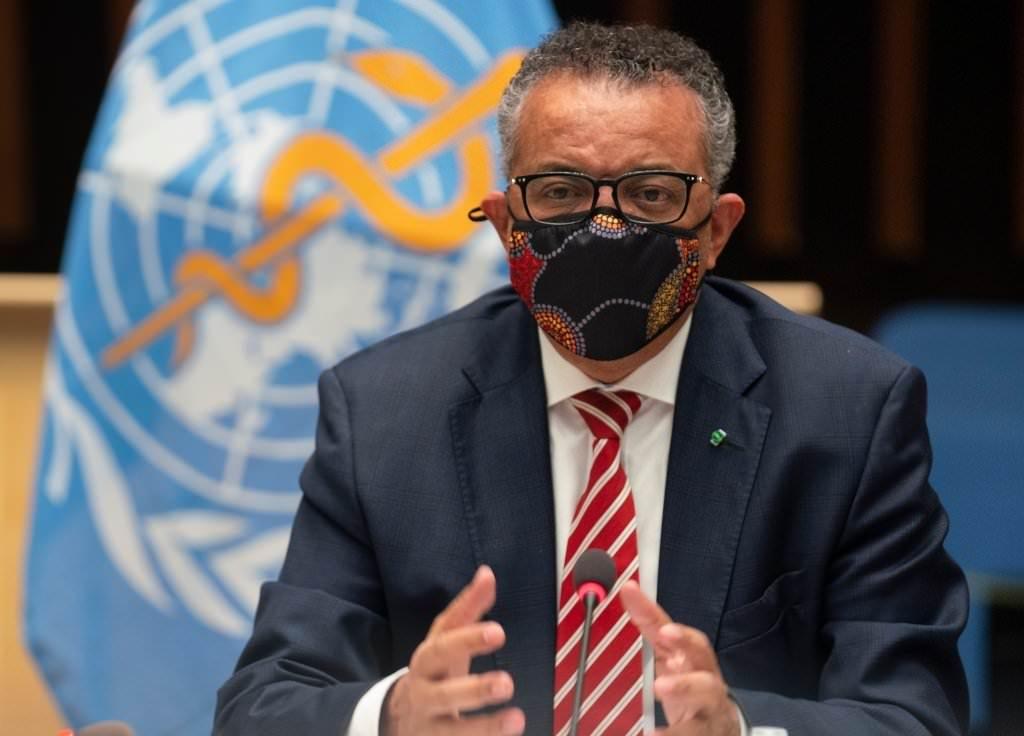 News24.com |  'Meu país está em apuros': chefe da OMS no conflito de Tigray na Etiópia
