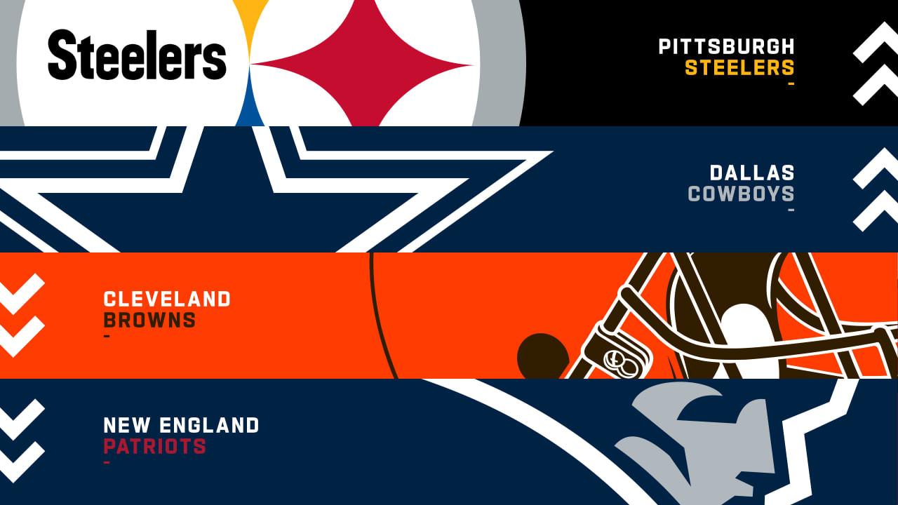 NFL Power Rankings, Week 17: Steelers de volta ao top 10, Patriots atingiu nova baixa – NFL.com