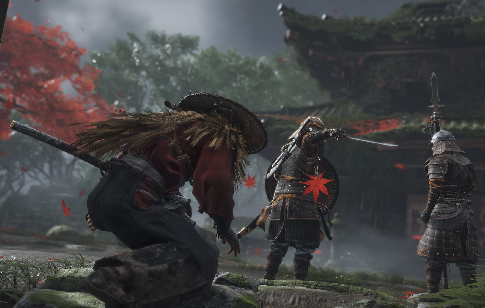 A Famitsu perguntou a um grupo de desenvolvedores qual era o melhor jogo de 2020, e eles escolheram Ghost of Tsushima
