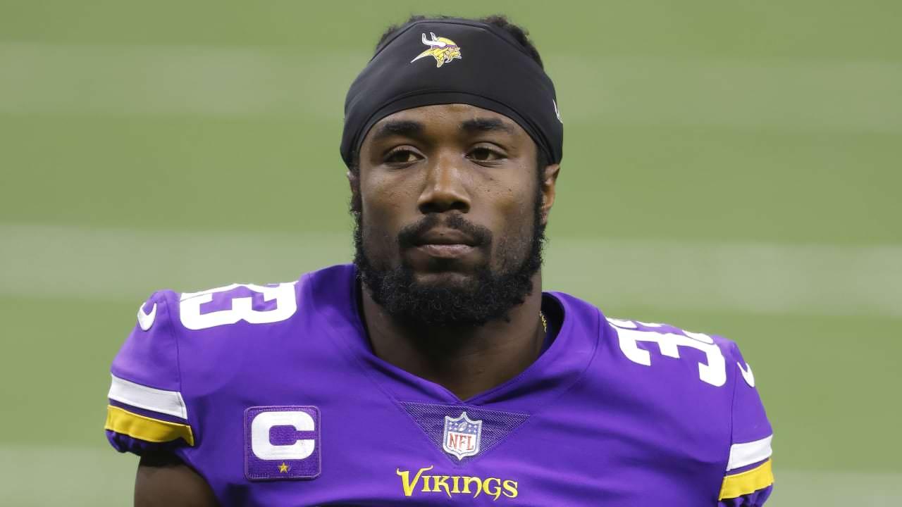 Vikings RB Dalvin Cook não jogará no domingo contra o Lions após a morte do pai – NFL.com