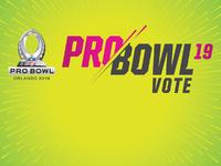 Votação para 2019 Pro Bowl agora aberto – NFL.com
