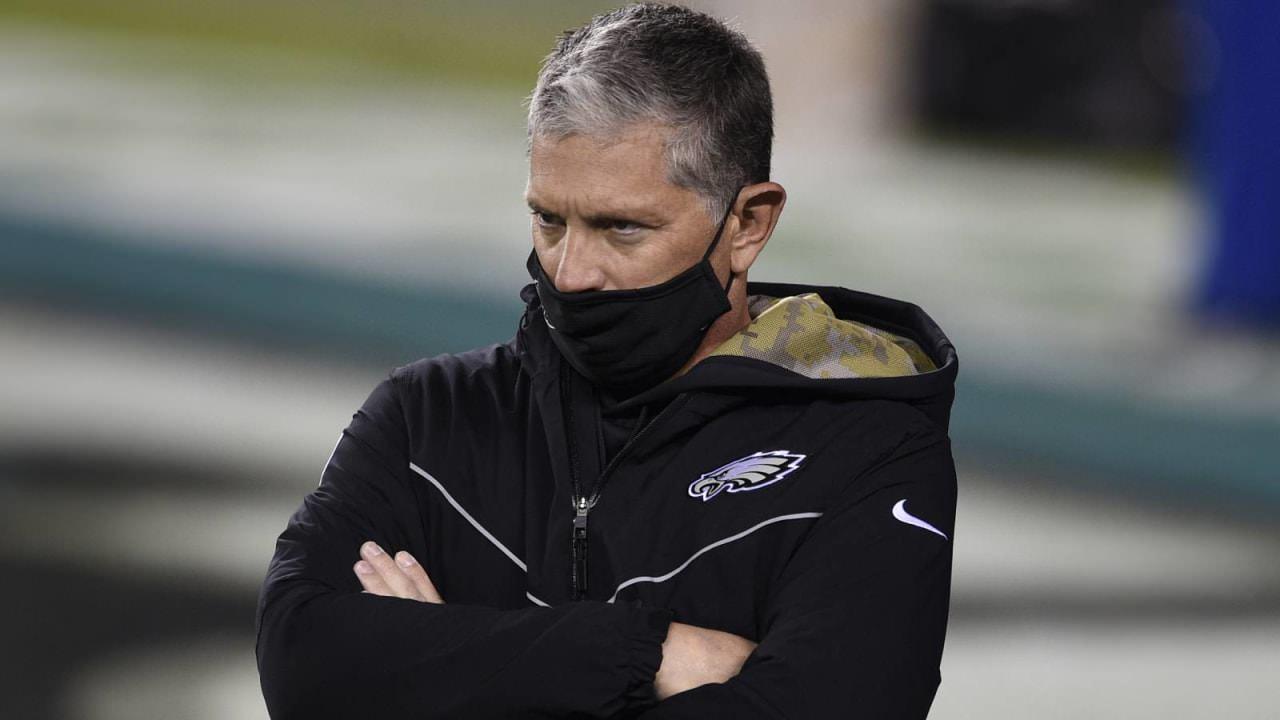 Schwartz reforça a 'regra de não chapéu' enquanto os Eagles procuram jogar spoiler contra Washington – NFL.com