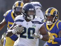 Rashaad Penny incita Seattle a participar do comitê de RB – NFL.com