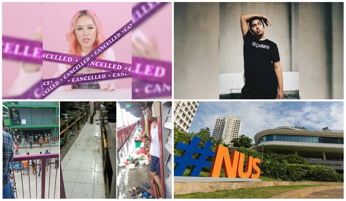 2020 Coconuts Singapura recapitulação: drama de influenciadores, escândalos universitários, dormitórios imundos e muito mais