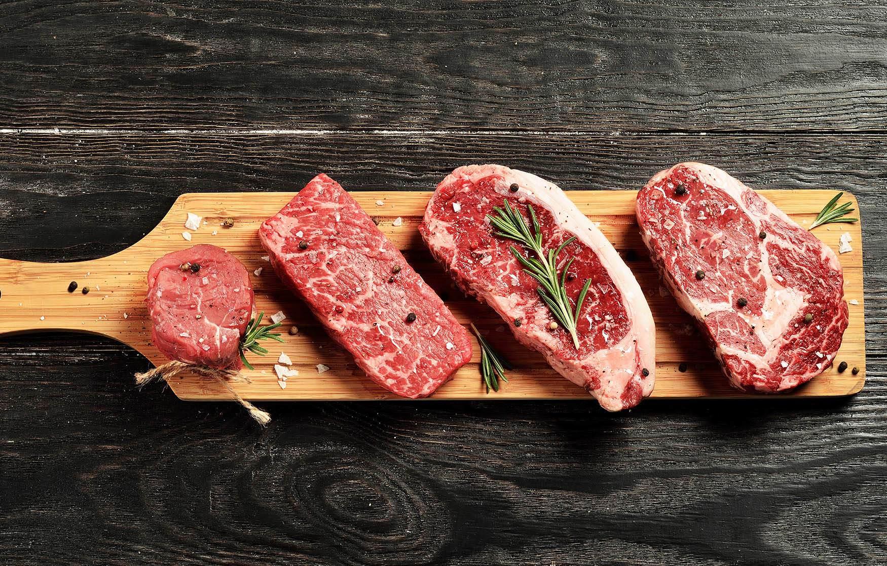 Se você parar de comer carne vermelha, poderá colher esses benefícios
