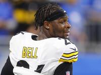 Le'Veon Bell não assina marca, vai perder a temporada de 2018 – NFL.com