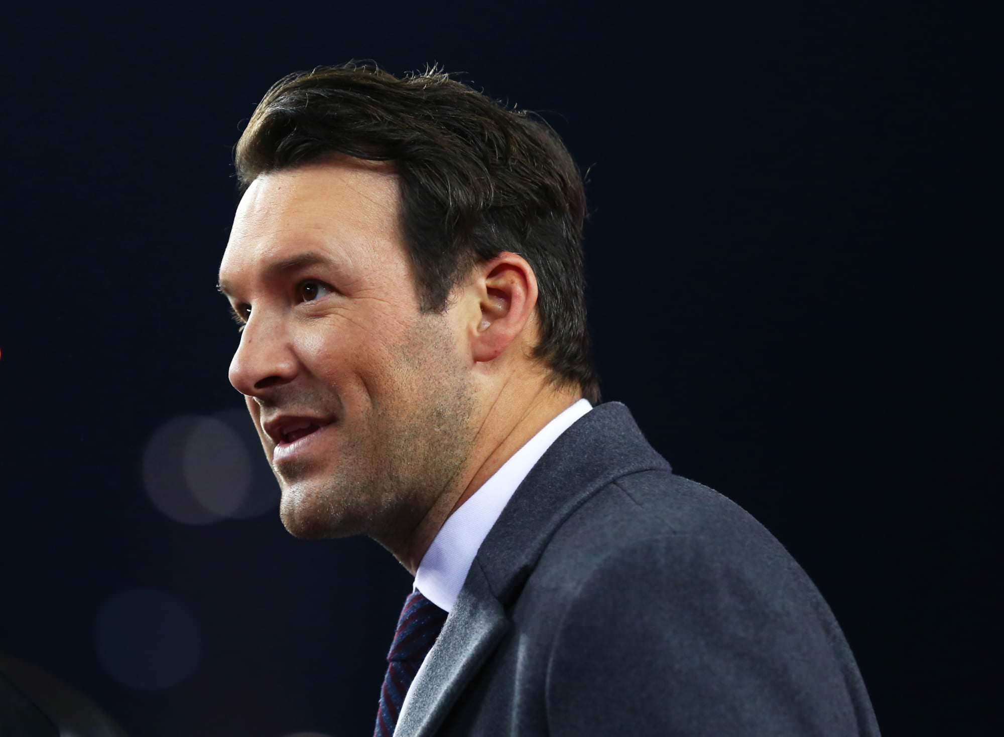 Tony Romo perderá a transmissão dos Rams-Cardinals devido ao COVID-19
