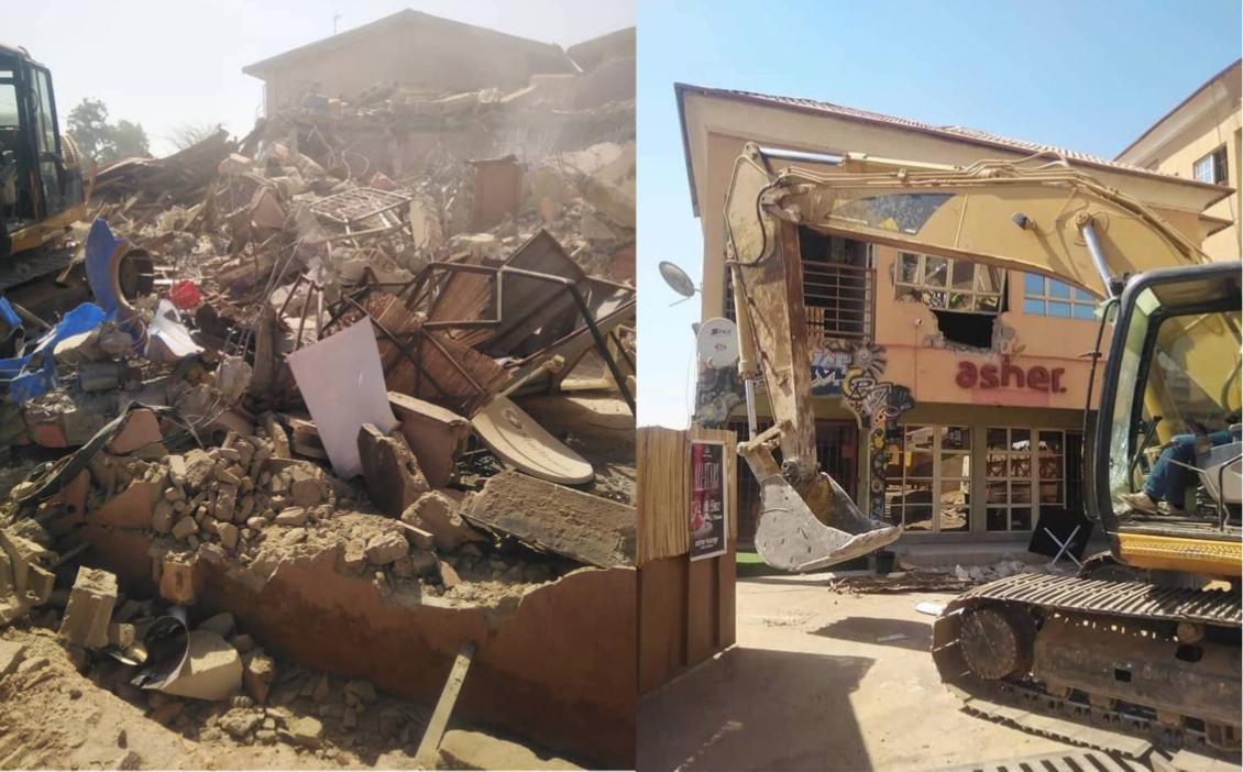 Banditismo, sequestros vêm de descarrilamentos como festa de sexo – Conselho Shariah apóia a demolição do hotel Kaduna por El-Rufai