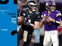Start 'Em, Sit' Em Semana 11: Quarterbacks – NFL.com