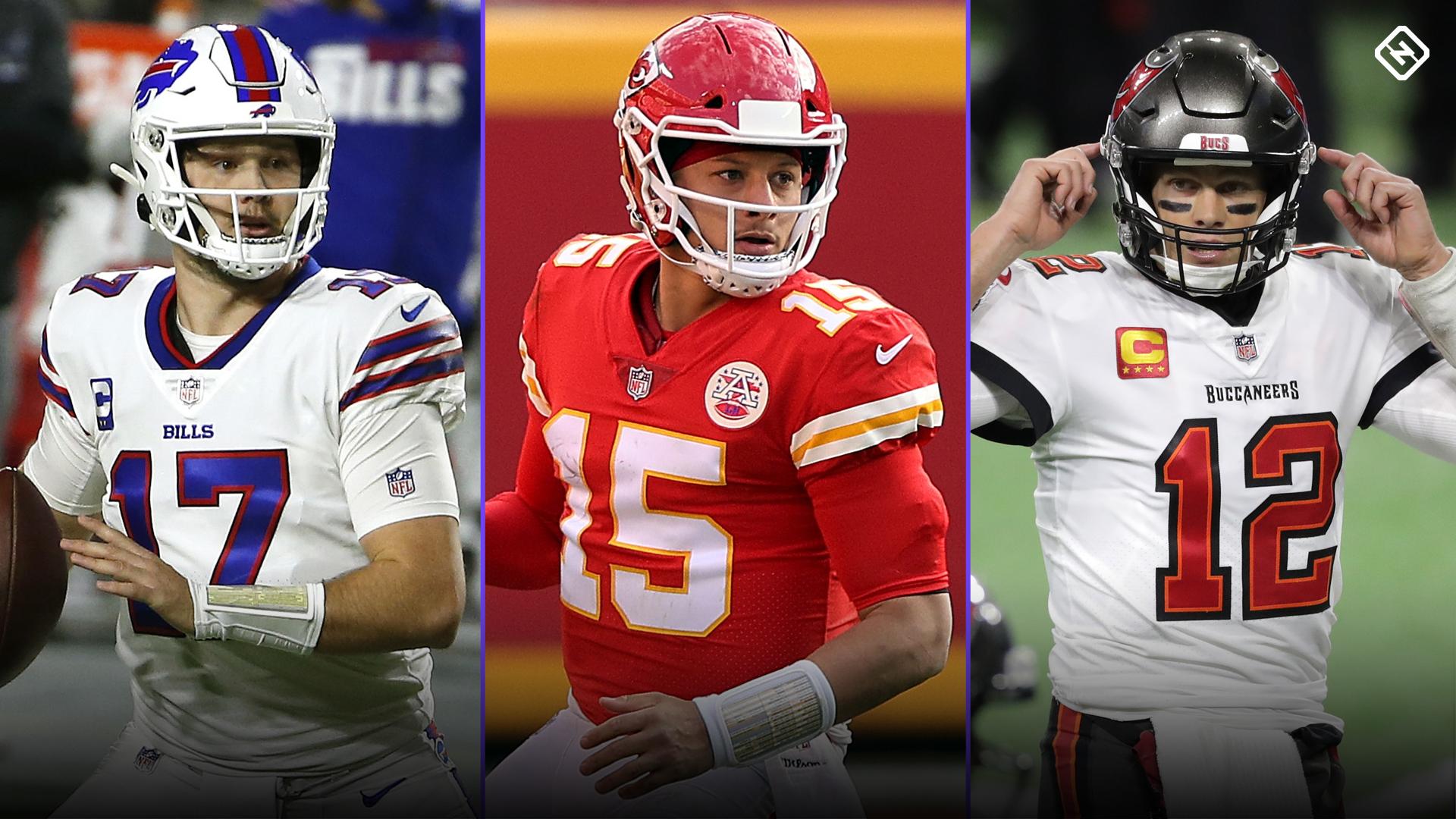 NFL playoff QB power rankings: Aaron Rodgers, alguém mais destronar Patrick Mahomes em 2021?