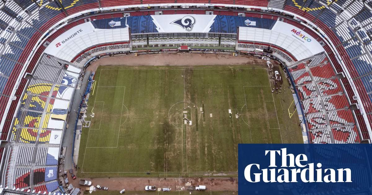 NFL se move Rams-Chiefs jogo da Cidade do México para LA sobre condição de campo