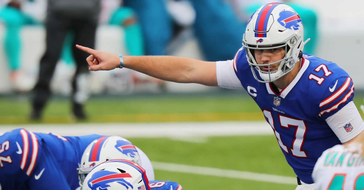 O ataque do Bills é o mais quente da NFL