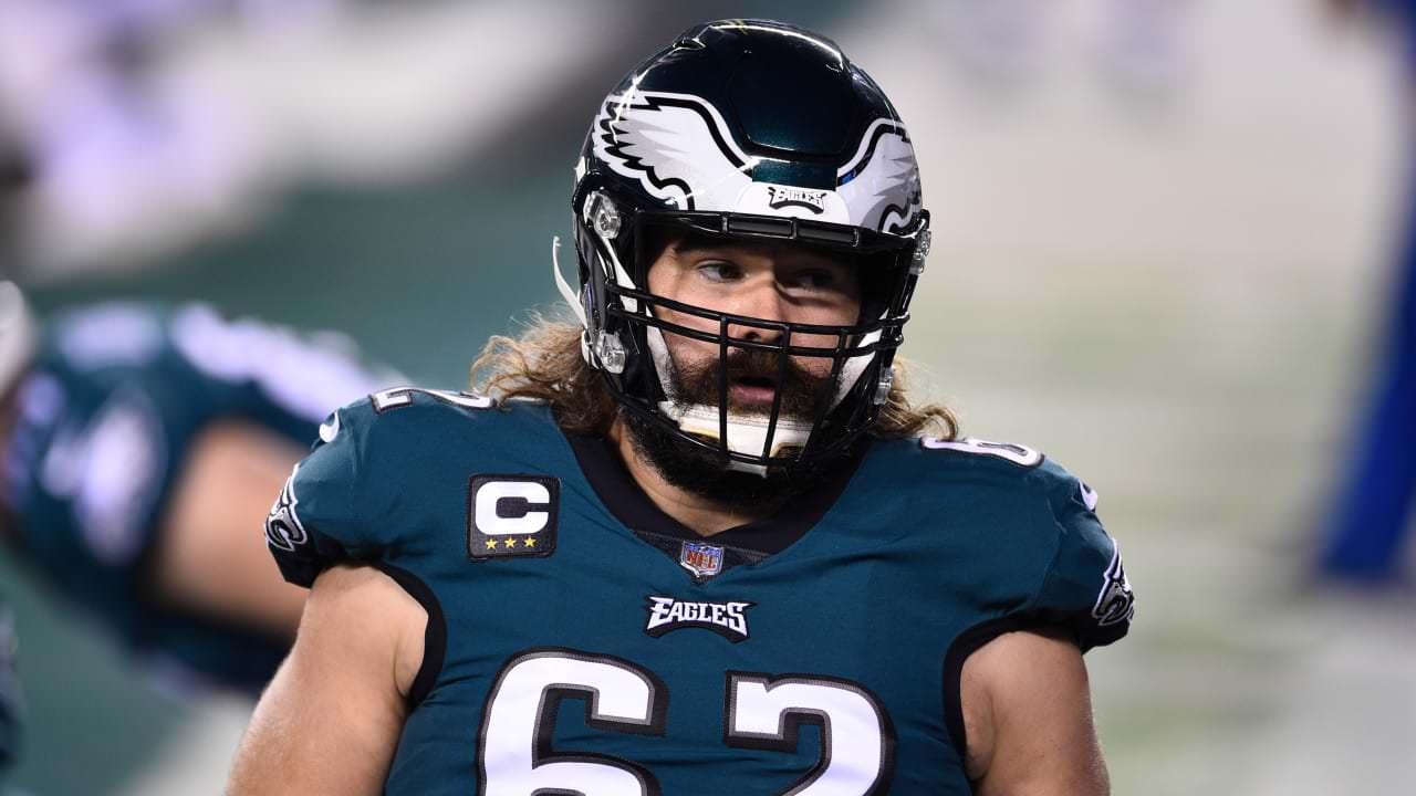 Eagles C Jason Kelce esclarece conversa com Pederson durante a derrota de domingo para o Washington – NFL.com