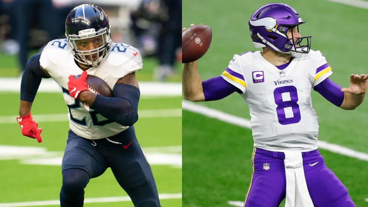 Titãs RB Derrick Henry, Vikings QB Kirk Cousins entre os jogadores da semana – NFL.com