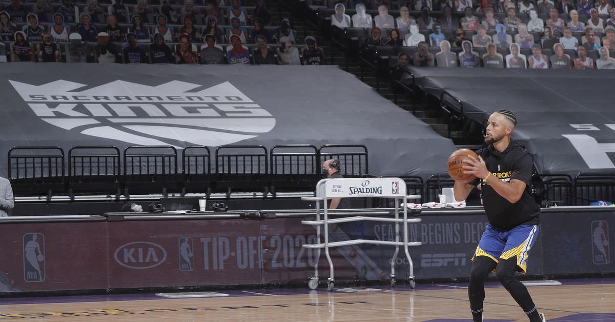 Dorktown: Stephen Curry realmente atingiu 105 trios consecutivos