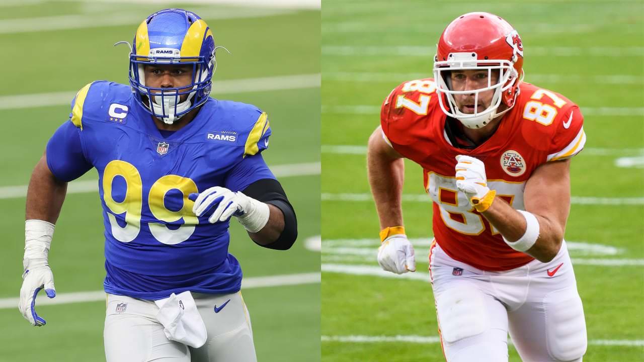 2020 All-Pro Team: Aaron Donald, Travis Kelce destaque na lista – NFL.com
