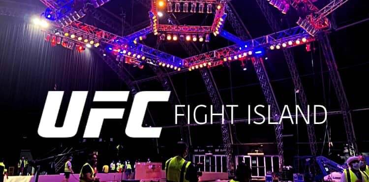 Terceira restrição do UFC Fight Island para permitir aos fãs