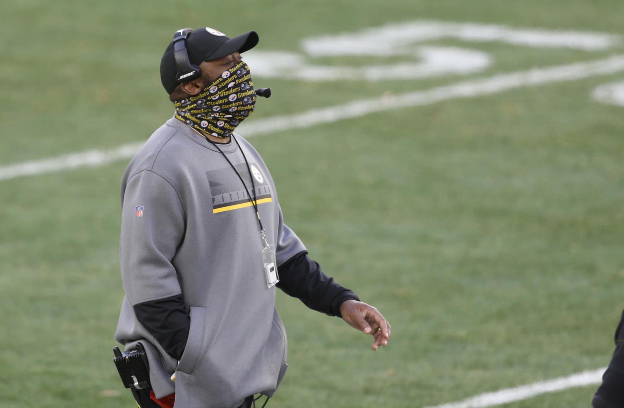 3 erros de Mike Tomlin que custaram os Steelers vs. os Browns