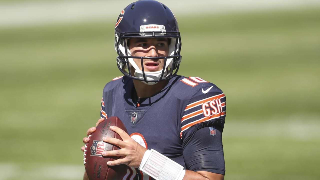 Mitchell Trubisky provavelmente não retornará ao Bears em 2021 sem uma longa sequência nos playoffs – NFL.com