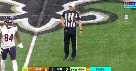 A NFL deu à Nickelodeon sua primeira bomba F
