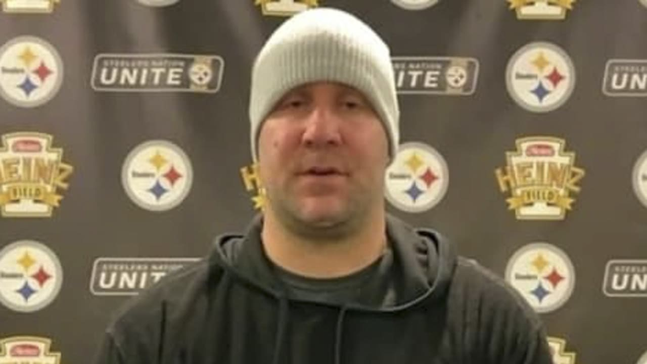 Ben Roethlisberger reage à derrota do Steelers para os Browns – NFL.com